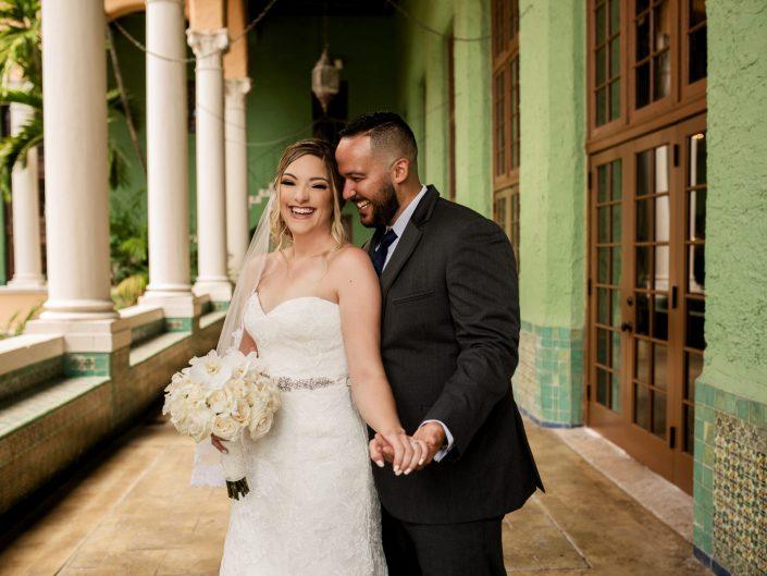 Coral Gables Congregational Church   Vista Lago Ballroom   Miami Wedding Videographer