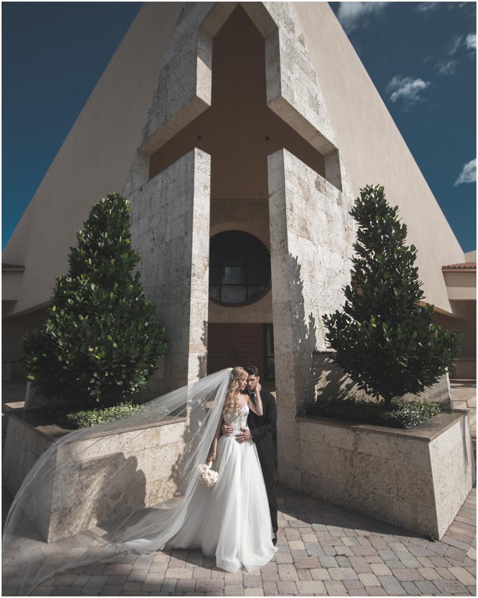 W Hotel Fort Lauderdale Wedding Photography St. Bonaventure Church Wedding
