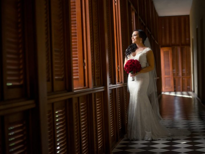Castillo Serrallés Destination Wedding Photography - Ponce Puerto Rico