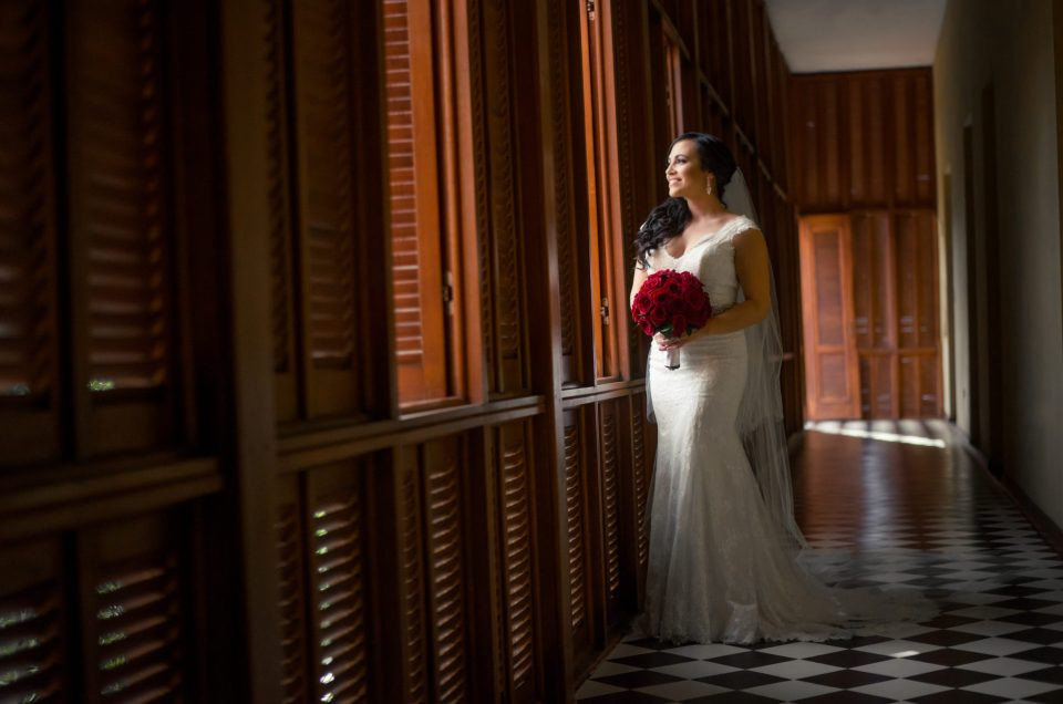 Castillo Serrallés Destination Wedding Photography – Ponce Puerto Rico