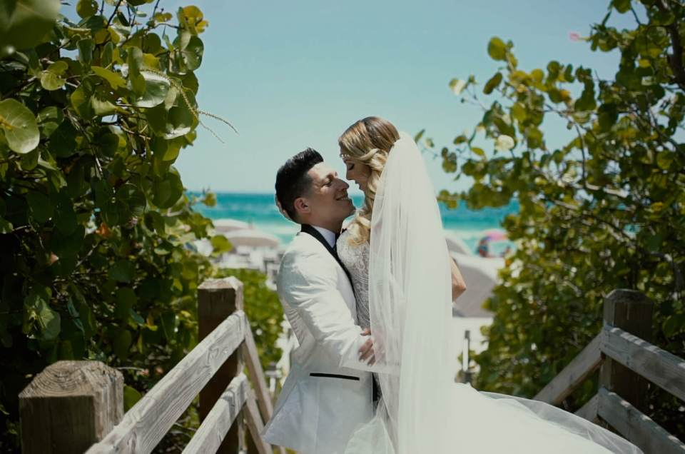 Michelle & Michael's Fontainebleau Wedding Video