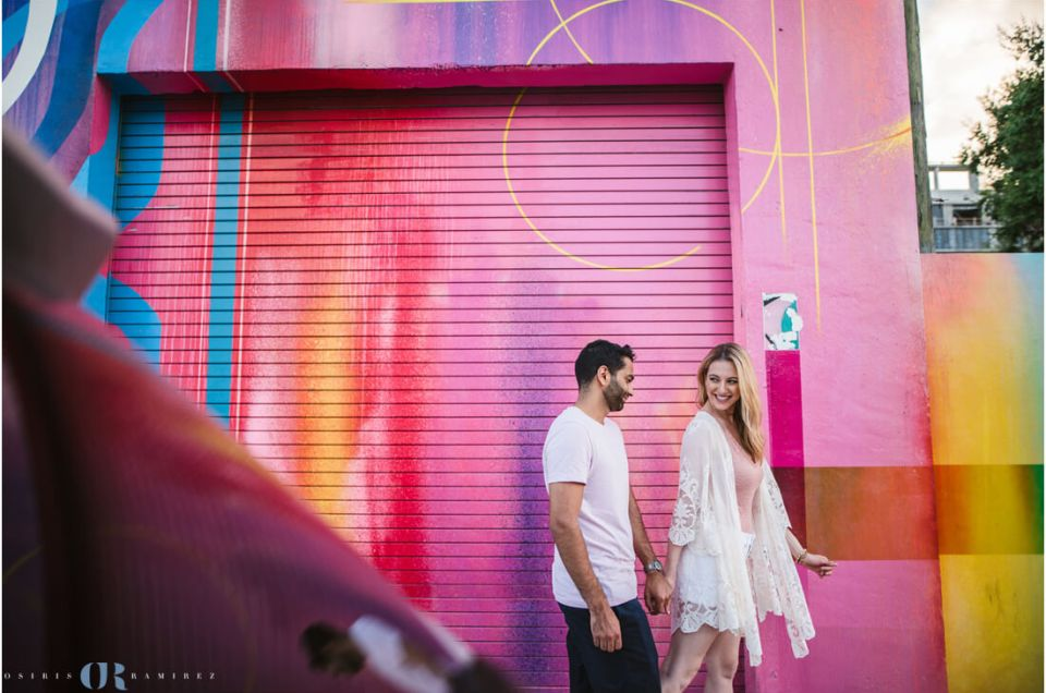 Wynwood & Vizcaya Engagement Photos