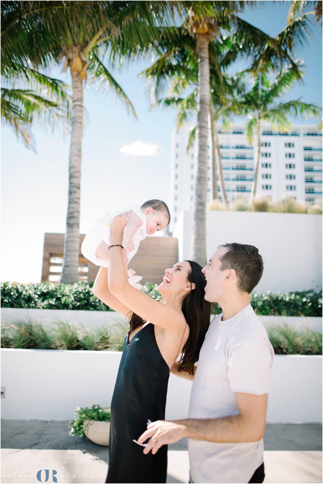 Miami Beach Family Photos