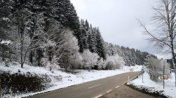 Winterlandschaft mitten im Mai