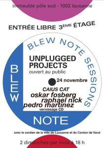 Caius Cat Trio - Lausanne