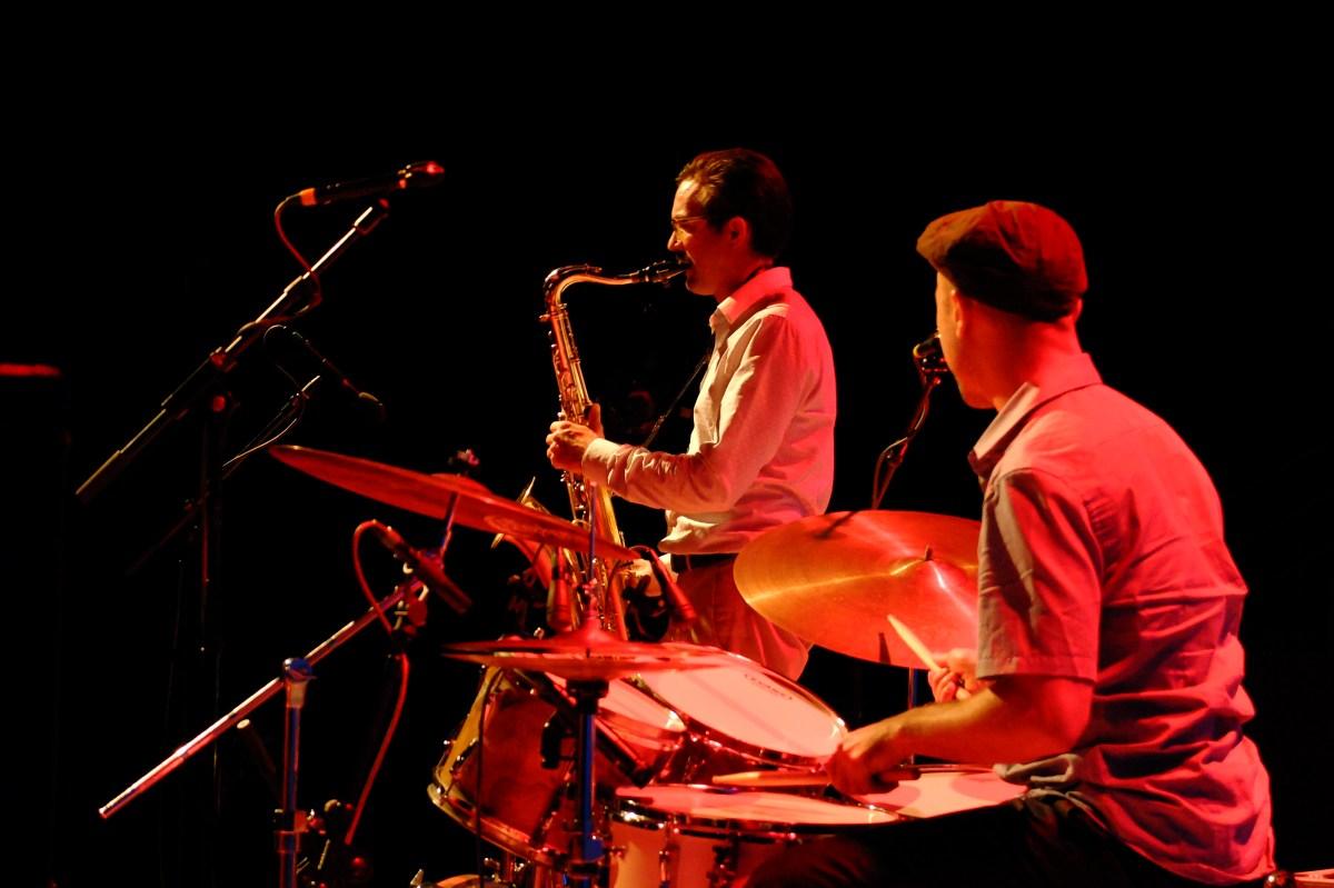 Caius @ Elche Jazz Festival