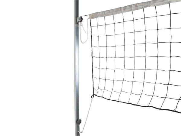 Veggfesting f. blak og badmintonnet (án netstrekkjara)