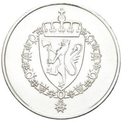 1989 175 kroner Grunnloven 175 år, 0