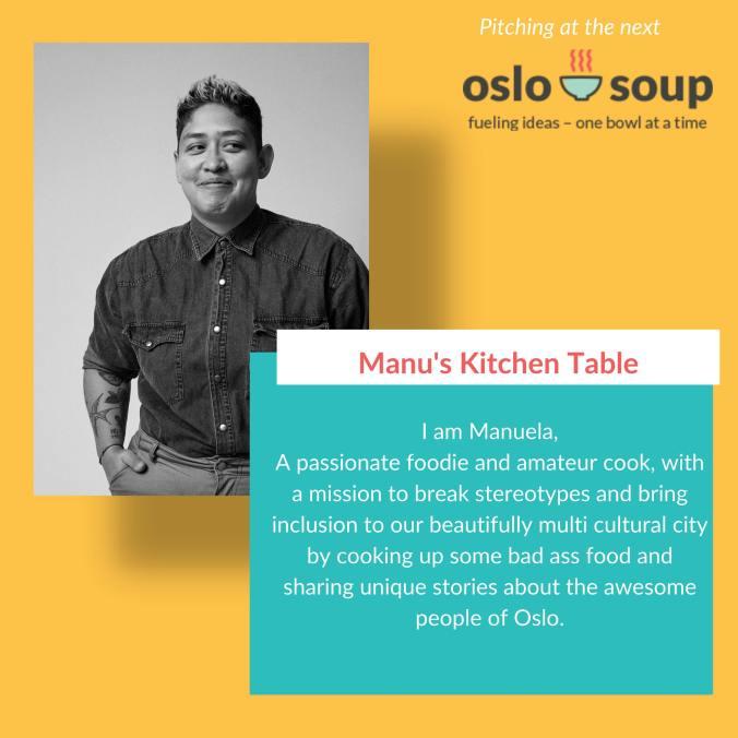 Manu's Kitchen Table