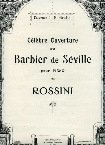 L'OSL joue le Barbier de Séville de Rossini