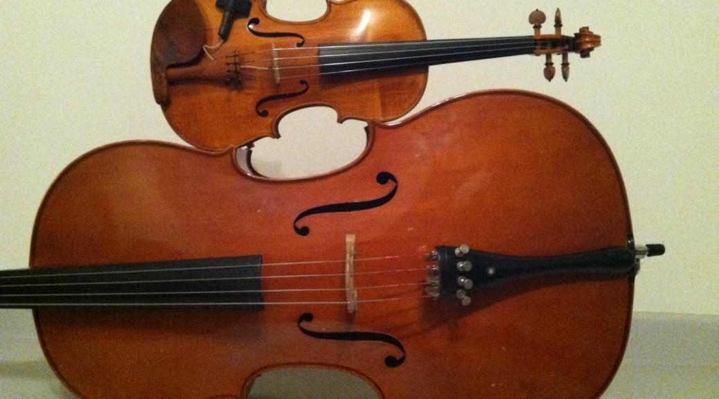 Double concerto Violon et Violoncelle de BRAHMS