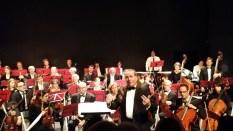 Concert de l'Orchestre Symphonique de Lyon à Lentilly le 13 12 2014