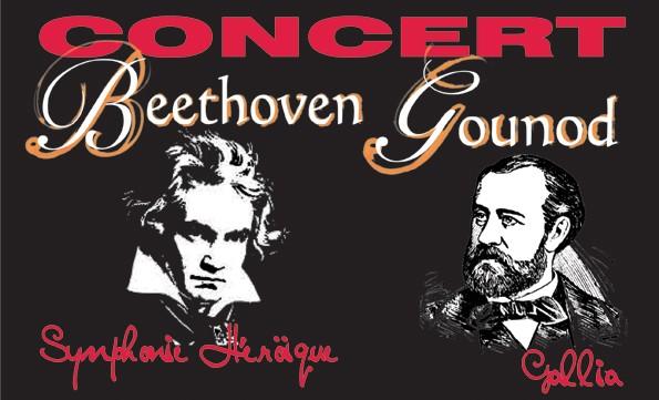 Concert Beethoven et Gounod le 14 novembre 2015