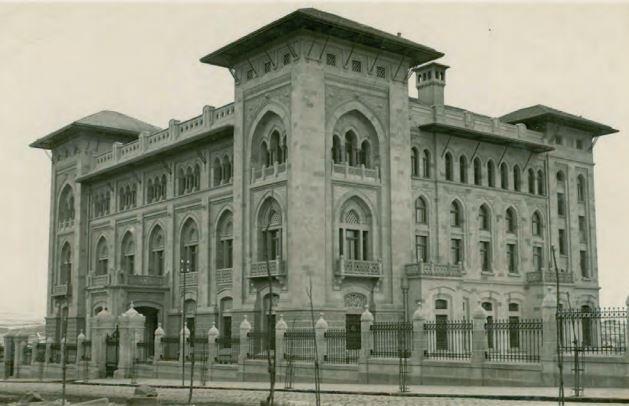 Ziraat Bankası, Ankara 1930