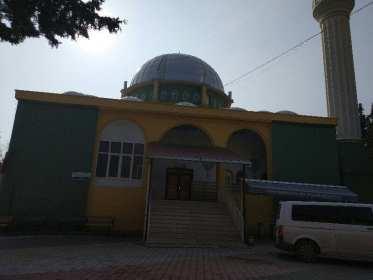 Maraş Dulkadiroğlu ilçesi Hazreti Ali Cami
