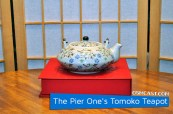 The Pier One's Tomoko Teapot