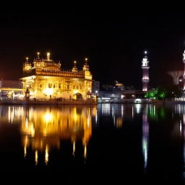 Golden Temple by Night (Amritsar)