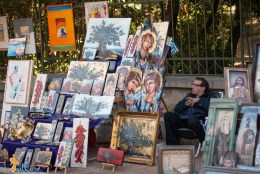 Flea Market - Monastiraki, Atenas