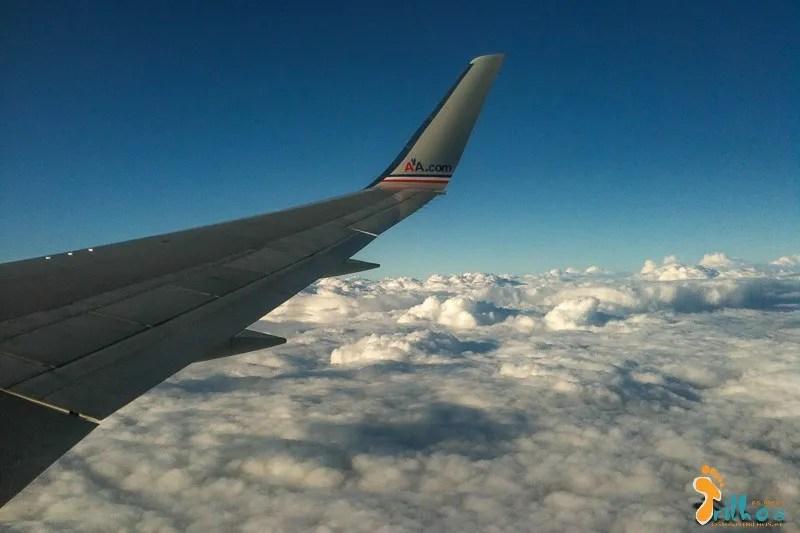 Voo de Madrid para Miami