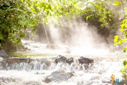 As Águas Termais do Tabaconcito - Vulcão Arenal, Costa Rica