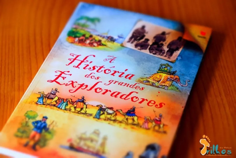 a história dos grandes exploradores-1