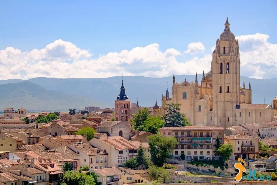 Segovia_osmeustrilho - Catedral de Segovia-1