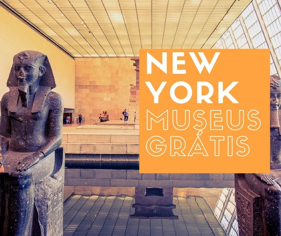 new york - free museum -osmeustrilhos
