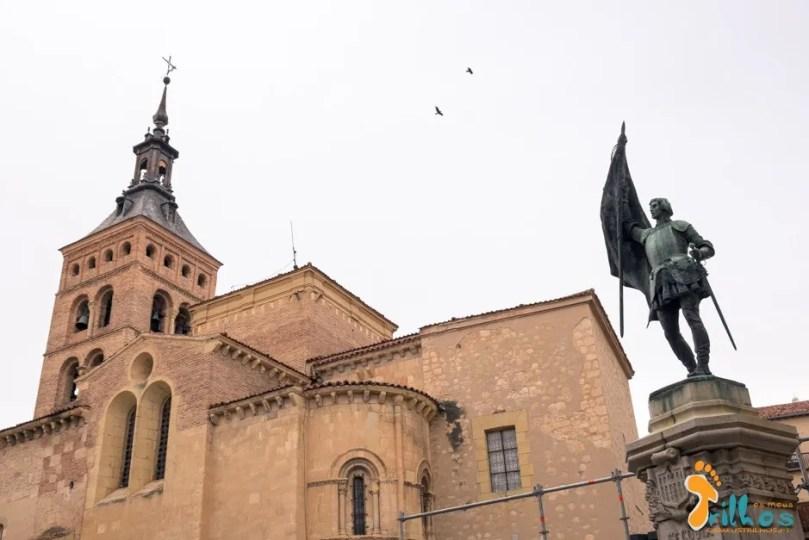 Segovia-OsMeusTrilhos-Plaza Juan Bravo-1