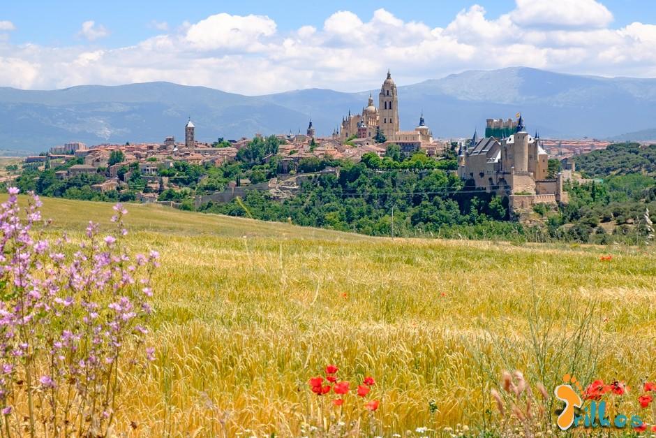 Segovia_osmeustrilho - vista da cidade de segovia-1
