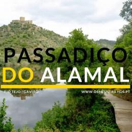 Passadiço do Alamal – um paraíso à beira Tejo