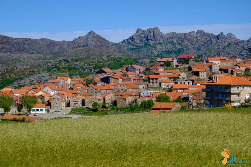 A aldeia de Pitões das Júnias @osmeustrilhos