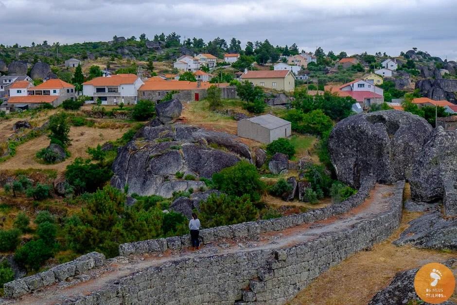 Castelo de Moreira de Rei, Trancoso