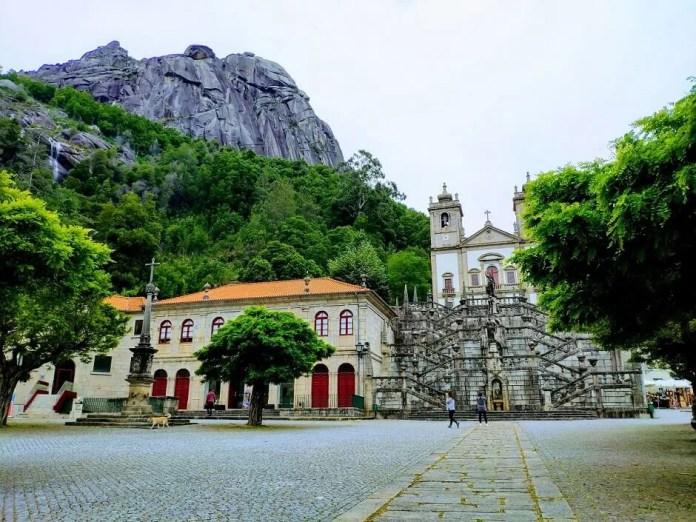 Santuário da Nossa Senhora da Peneda - Lugares a não perder no Gerês
