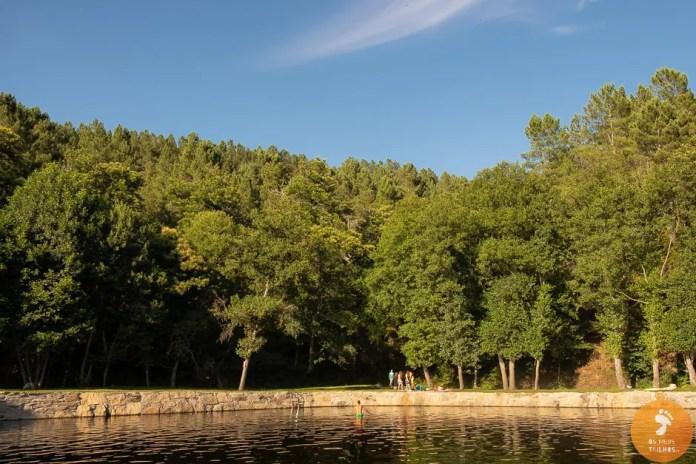 Quinta da Taberna - Praias Fluviais na Serra da Estrela