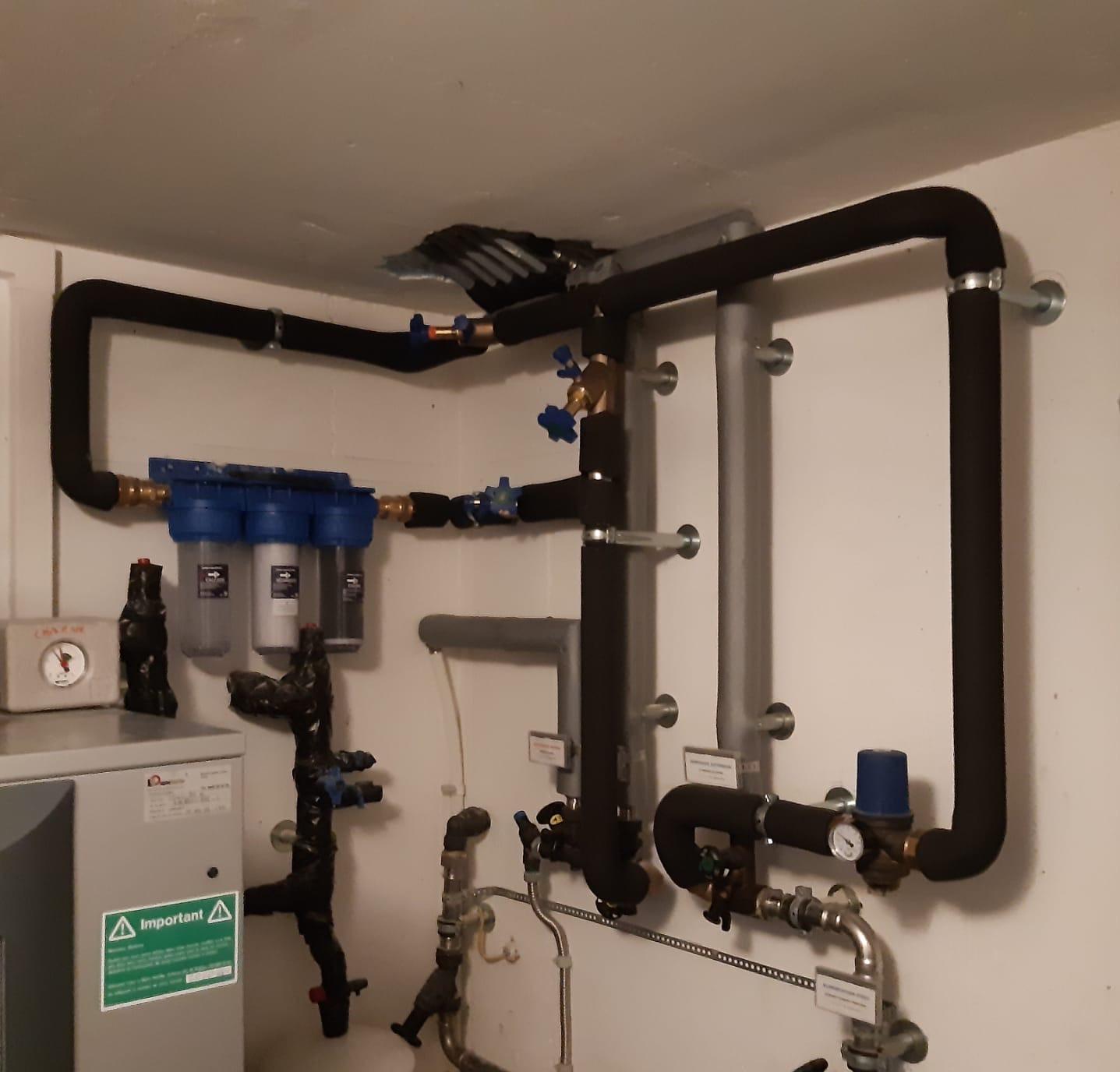 filtre a eau pour toute la maison