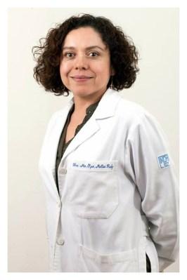 Dermatóloga