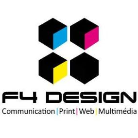 logo F4-design