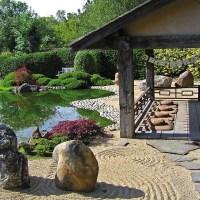 Meditation Garden - Osmosis Day Spa Sanctuary