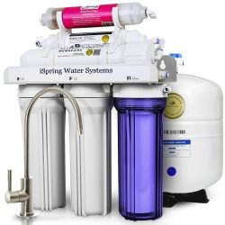 Ispring Reverse osmosis reviews pros and cons
