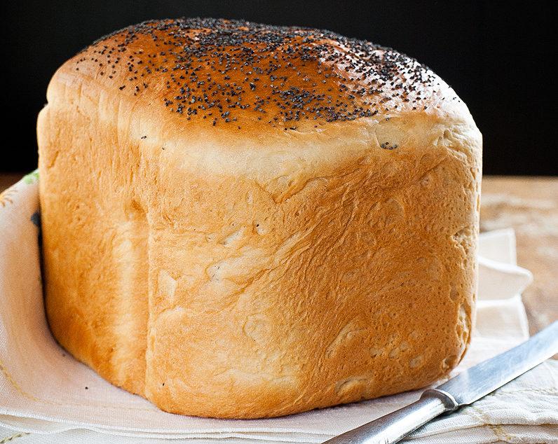 domowy chleb tostowy z automatu
