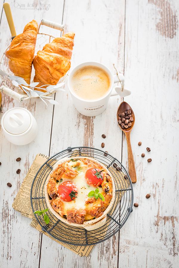 strata przepis na śniadanie
