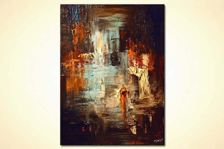 Abstract Painting Abstract Home Decor #6015