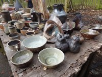 SHERWOOD FOREST WOOD FIRING SOCIETY