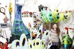Jess Kemp - venue 53 (Sneinton Market). Photo by Neil Pledger.