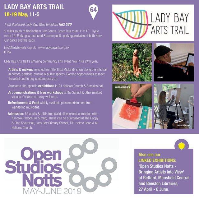 Lady Bay Arts Trail
