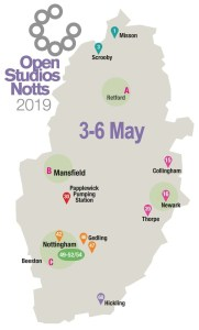OSNotts Events 3-6 May