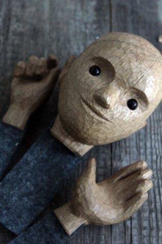 Martin Sommerville - puppet