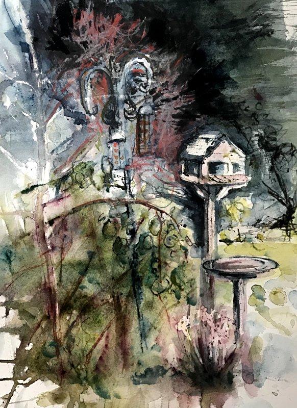 Susan Isaac - 'The Garden'
