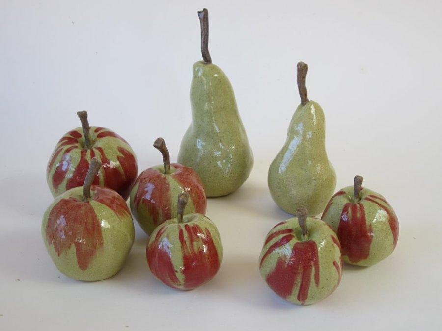 2 Sarah Burton - Apples and Pears