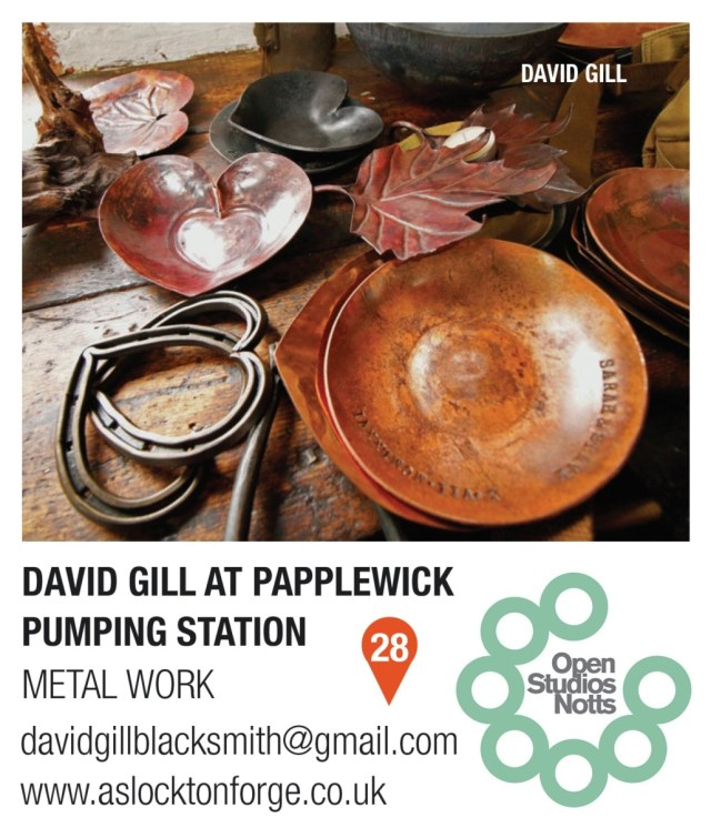28 David Gill at Papplewick Pumping Station